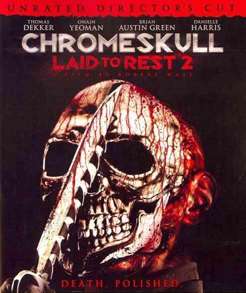 CHROMESKULL:LAID TO REST 2 BY DEKKER,THOMAS (Blu-Ray)