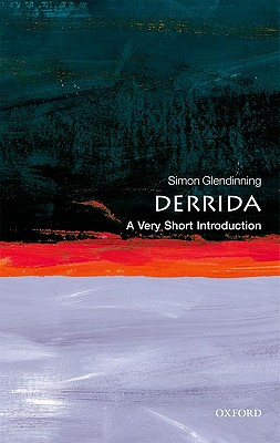 Derrida By Glendinning, Simon