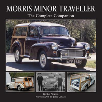 Morris Minor Traveller By Newell, Ray